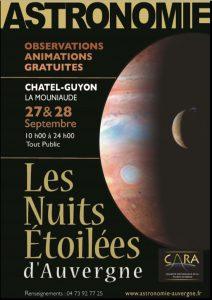 NEA2013 - Collectif d'Astronomie de la Région Auvergne - Astronomie Auvergne