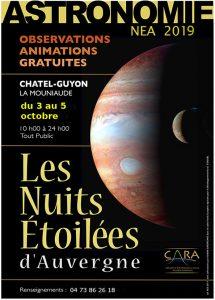 NEA - Collectif d'Astronomie de la Région Auvergne
