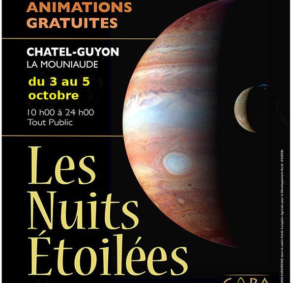NEA2019 - Collectif d'Astronomie de la Région Auvergne - Astronomie Auvergne