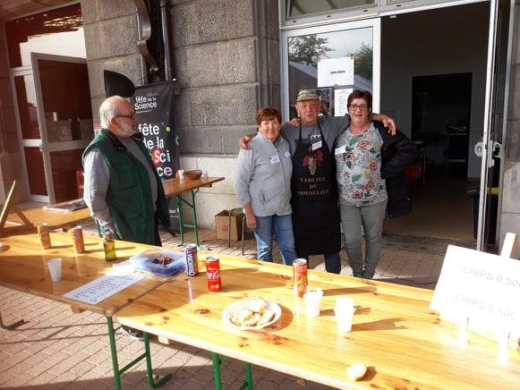 NEA2019 - CARA - Collectif d'Astronomie de la Région Auvergne - Astronomie Auvergne